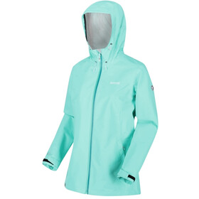 Regatta Hamara II Veste Shell Imperméable Femme, tea tree